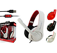 Ovleng Q8 Super Bass USB Headphone