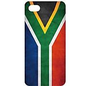 Sul-Africano Padrão bandeira de volta caso PC para o iPhone 5