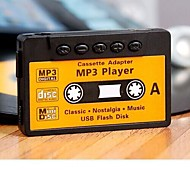 Tape Shaped Mini MP3 Player with Card Reader