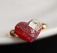 Z&X®  Fashion Delicate Love Aspect Jelly Rings