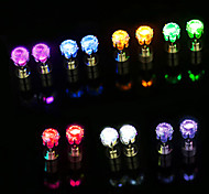 LED Light,1 Light,Modern Ear Stud Painted Plastic -3V