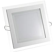 Luci da soffitto 24 SMD 5730 12 W 650 LM 3000 K Bianco caldo AC 85-265 V