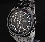 Herrenmode hochwertigen Business-Quarz-Armbanduhr