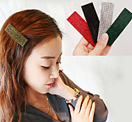 Korean Style Sweet Hairpin(Assorted Colors)