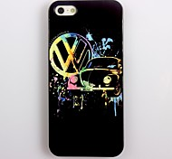 Car Design Aluminum Hard Case for iPhone 4/4S
