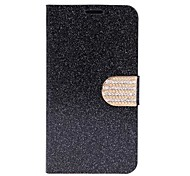 Magnetic Wallet Case Flip Leather Stand Cover with Card Holder for Samsung Galaxy S5 i9600