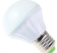 Warm White LED Bulb, E27 5.5W 15SMD5630 2500-3500K 220V