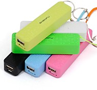 SHEN FU Mosaics LEZIPowerBank Portable Charger 2200mAh For iPhone5s galaxy s4 Branded Note3