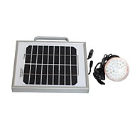 2W Solar Lighting System e Mobile Phone Charger Output USB