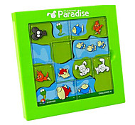 Pleasing Paradise Game Puzzles Toys