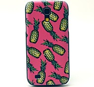 Pink Pineapple Pattern Hard Back Cover Case for Samsung Galaxy S4 Mini I9190