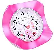 Telesonic™   Lotus Flower Shape Night-light Snooze  Super Mute Alarm Clock