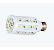 E26/E27 LED Corn Lights T 60 SMD 5050 780lm lm Cool White AC 220-240 V