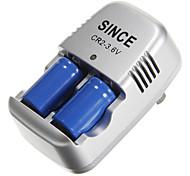 chargeur CA + 1x15266 3.6v 1000mah batterie rechargeable avec au bouchon 100-240v