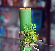 Creative Flower Mosquito Repellent Aromatherapy Candles