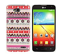 Xmas Hard Plastic Case Cover for LG L90 D405