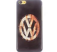 W Design Aluminium Hard Case for iPhone 5C