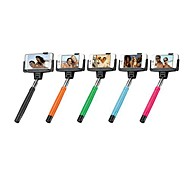 Angibabe Universal Portable Wireless Handheld Extendable Bluetooth Monopod  Self-time Monopod Holder for iOS/Android