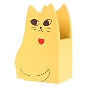 Katze Muster Musik-Box-Spargeldtopf Geschenk Spielzeug