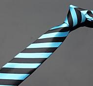 XINCLUBNA ® Herren Polyester 9 Farbe Entwickelt Gedruckt Schlank Krawatten 5cm (1 St.)