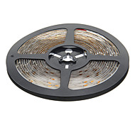Waterproof 5M 24W 60x3528SMD 900-1200LM  3000-3500K Warm White light LED Strip Light (DC12V)
