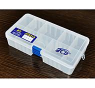 JCB21A Triple-Layer Lure Box Tackle Box (21.4*11.8*4.5cm)