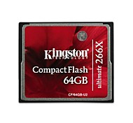 Kingston CF/64GB-U2 Ultimate Compact Flash Memory Card  (64GB / Class 151~266X)