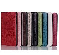 Das Krokodil Textur Lederscheide Schutzhülle für Samsung Galaxy Tab 8.0 4 T330