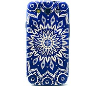 Sunflower Pattern Hard Case Cover for Samsung Galaxy S3 I9300
