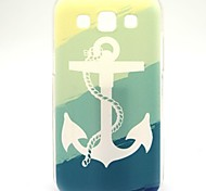 For Samsung Galaxy Case Pattern Case Back Cover Case Anchor PC Samsung Win