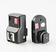 WanSen universal 16 canales de radio inalámbricos Speedlite remoto disparador de flash para Canon Nikon Pentax Olympus