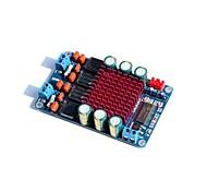 2 x 50W Dual-Channel Stereo D/T Class Hi-Fi Amplifier Board Module - Blue