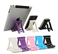 plegable titular de multi-soporte para iPhone6 ​​ipad teléfono inteligente tablet pc