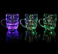 coway o bar dedicado emissor de luz da lâmpada noturna levou copo pequeno de cerveja