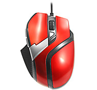 LX-001 Colorful Gaming Mouse 2000dpi
