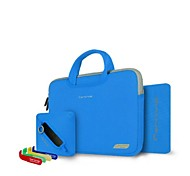 """Cartinoe Breathable Canvas Laptop Bag for 13.3""""  MacBook Air Pro  with Power Bag,Mouse Pad,Cable T ie(Assorted Colors)"""