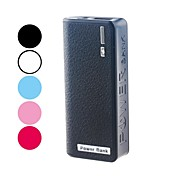 Kinston KST019 Small Wallet Style 6000mAh External Battery for Mobile Devices(Assorted Colors)