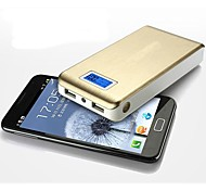 15000mAh Power Bank External Battery for iPhone4S/5/5S/iPad/SamsungS3/S4/S5/Mobile Devices
