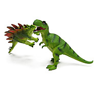 ação borracha modelo tiranossauro dinossauro figuras de brinquedo
