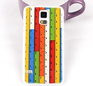 Beautiful Ruler Pattern PC Back Case for Samsung Galaxy Note 4