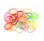 Loom Bands Small Size Multicolor Rubber Band D For Kids (35 pcs)