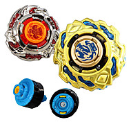AULDEY Hurricane Metal Fight Beyblade Intelligent Switchover Gyro Suits Toy
