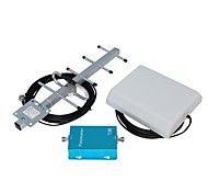 62dB 900MHz Cell Phone Signal Booster/Repeater/Amplifier with Panel and Yagi Antennas