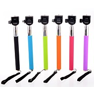 EOSCN Z-07 Handheld Monopod-Black/Blue/Yellow/Orange/Red/Purple