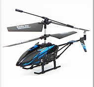 2018 Small Package 3 Channel Infrared Remote Control Mini Helicopter with Gyro