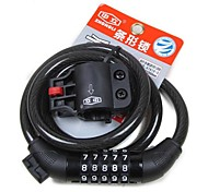ZL Soft Bicycle Anti-theft Combination Lock