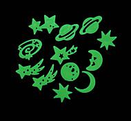 Romantic House Absorptiometric Night Lights Stickers-Starry Sky