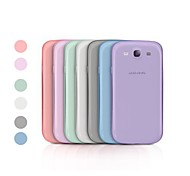Angibabe Transparent TPU & Jelly Case Soft Back Case for Samsung Galaxy S3/ i9300