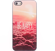 Be Happy Design Aluminium Hard Case for iPhone 5/5S
