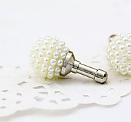 CaseBox® Ball Pearl Pattern Anti-Dust Plug